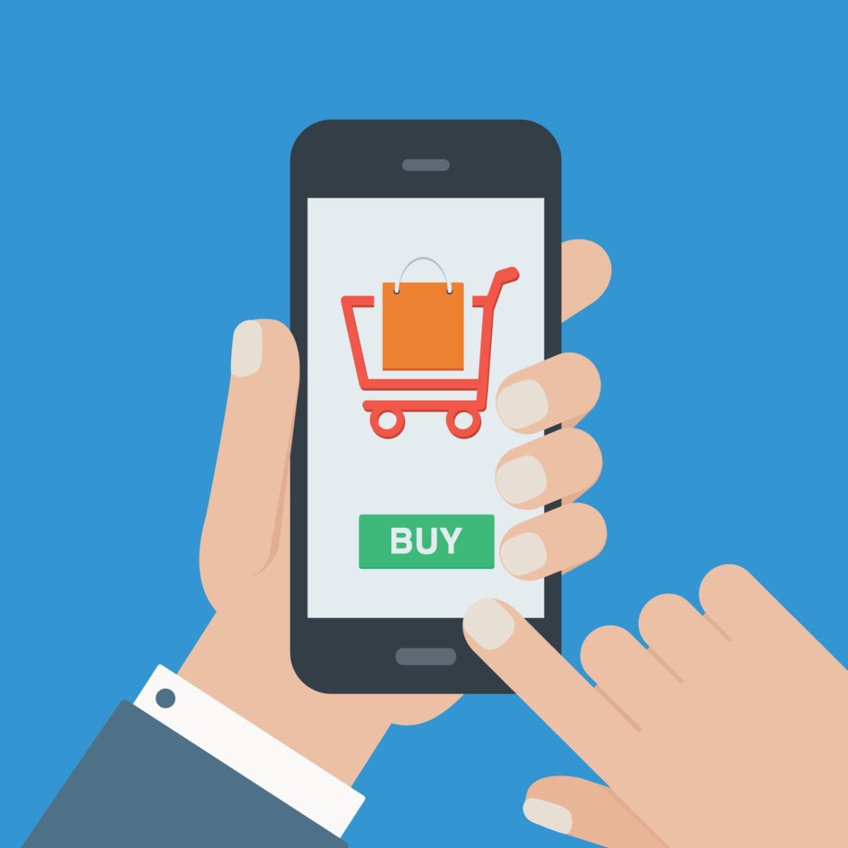 التسوق الإلكتروني وطرق الدفع في السعوديه